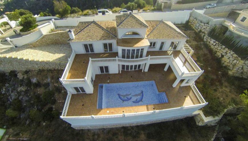 Neubauvilla Denia – Marquesa 6 zum individuellen Ausbau ES