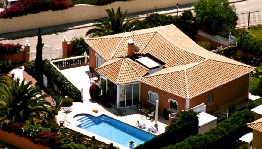 Villa in Denia Marques 6, modern und wie neu!!